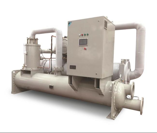 Resfriador condensação evaporativa - CUWD-V