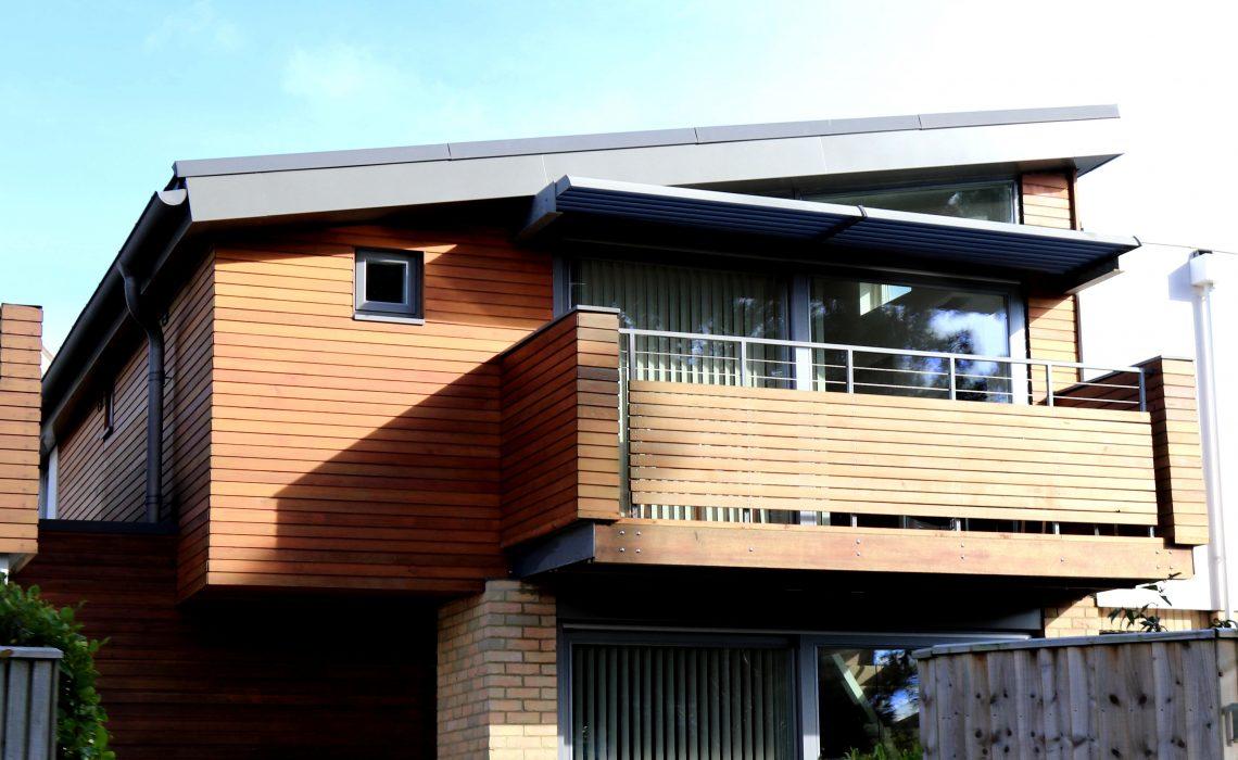 Instalação de ar condicionado em casas de madeira