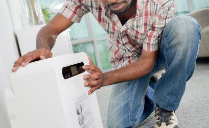 instalação e manutenção do ar condicionado