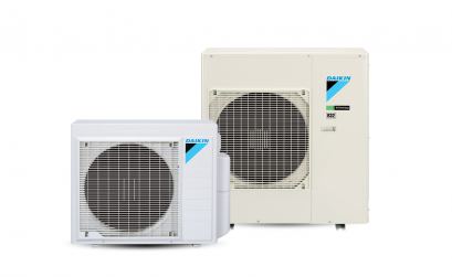 Condensador de ar-condicionado