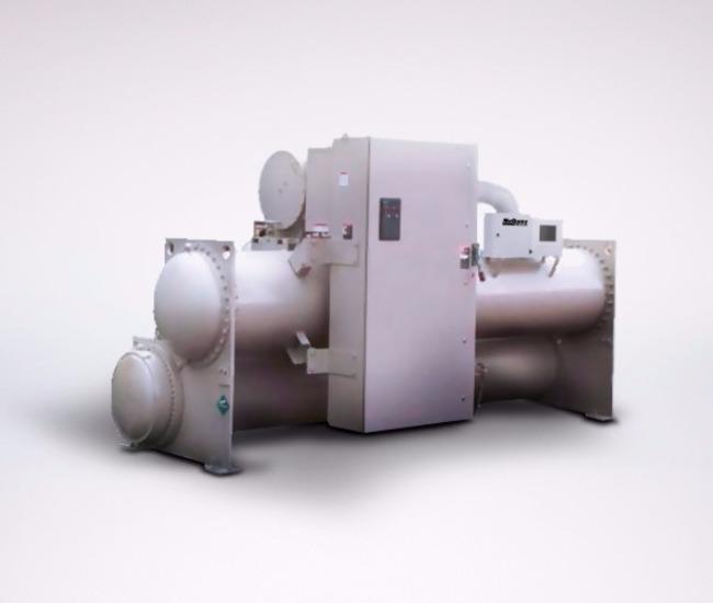 Chiller à Água Compressor Centrífugo - WSC